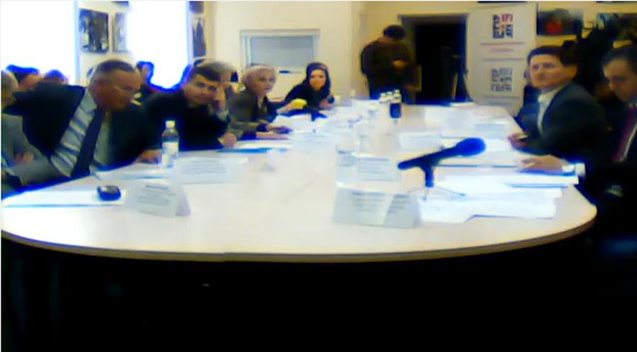 Video Conference Press Club