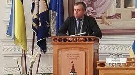 Юрій Лісничий, директор Інституту аналізу та прогнозування, презентував проект GREEN ENERGY CENTER