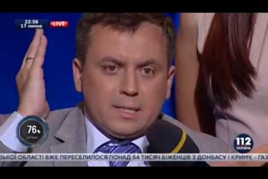 Юрий Лесничий. Шустер Live 17.07.2015