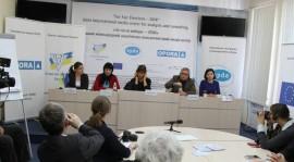 Діалог «Вибори-2014 — оновлення української влади. Міжнародні перспективи і рекомендації»