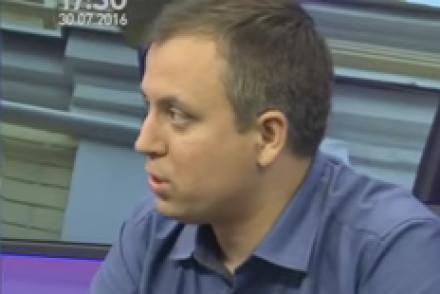 Задержание Александра Ефремова. «Психология дня» с Колесниковым 30.07.16